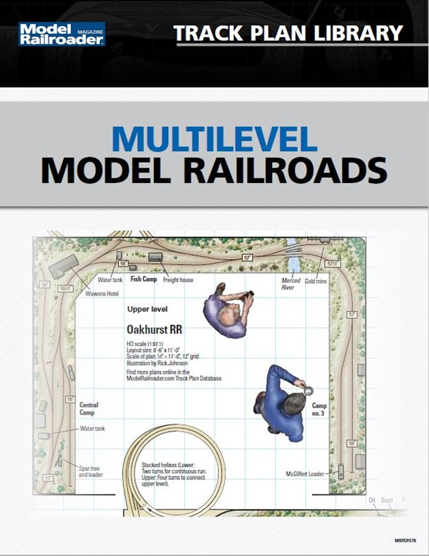 Multilevel Model Railroads