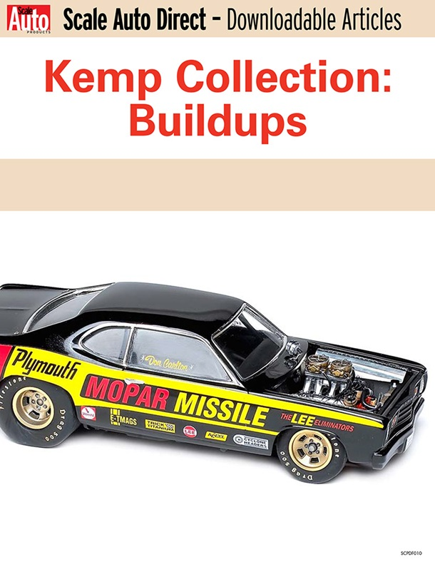 Kemp Collection: Buildups