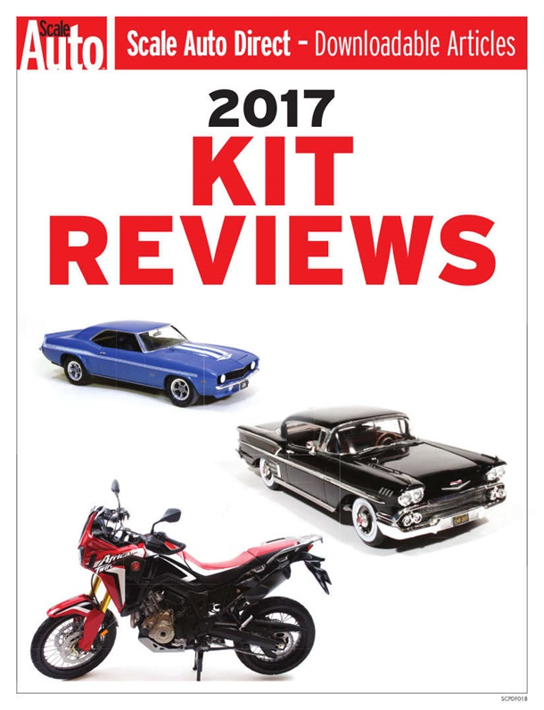 2017 Scale Auto Kit Reviews