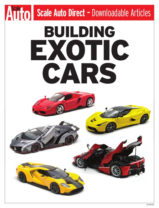 Building Exotic Cars and Supercars Part 2