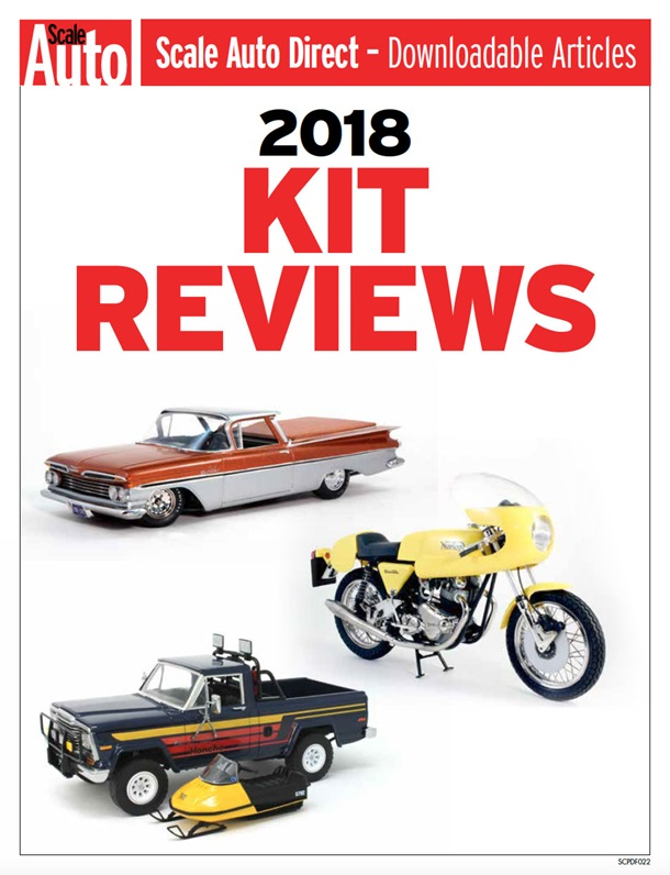 2018 Scale Auto Kit Reviews