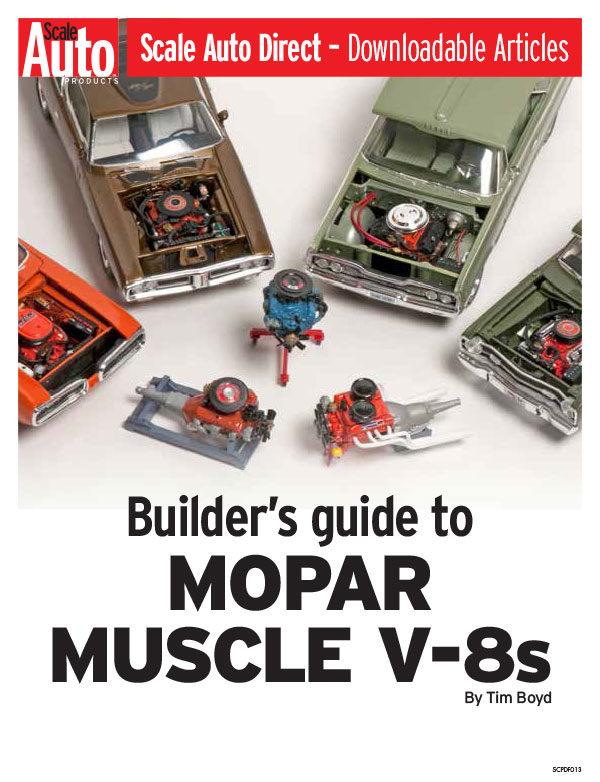 Builder's Guide to Mopar Muscle V-8s