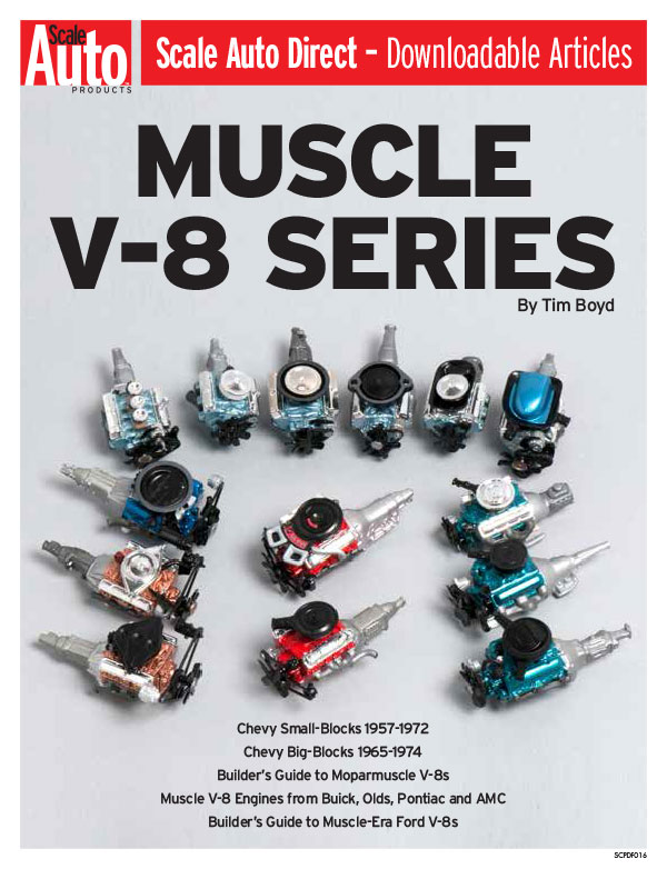 Muscle V-8 Series