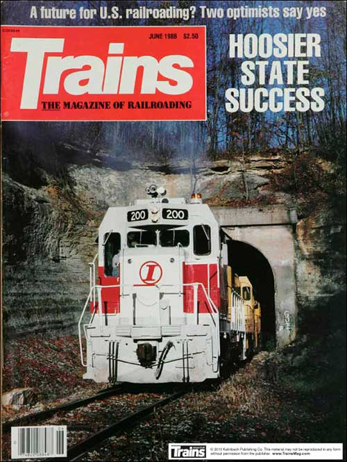 Short Lines: RailAmerica, Genesee & Wyoming, Indiana, and more