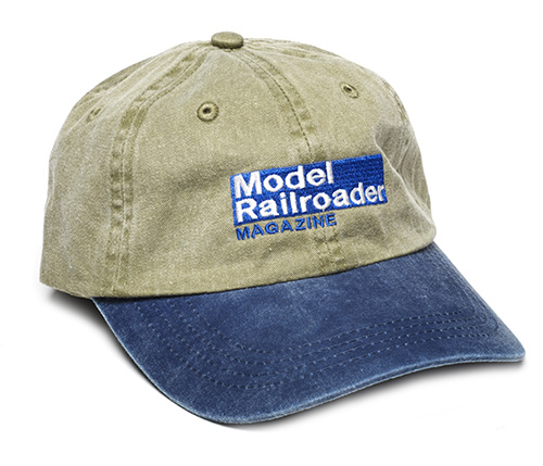 Model Railroader Hat