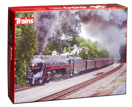 Trains Jigsaw Puzzle