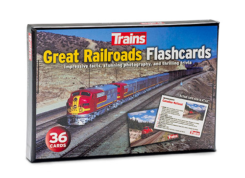 Great Railroads Flashcards