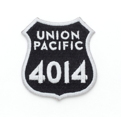 Union Pacific 4014 Spot Plate Patch