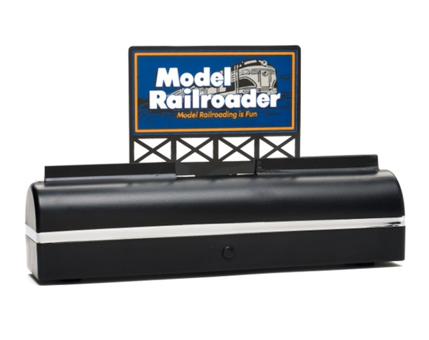 Model Railroader Animated Sign - Desk Top Neon