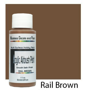 Rail Brown Paint