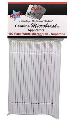 Microbrush Superfine Applicators 100 pack