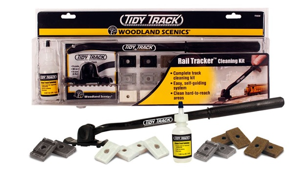 Rail Tracker™ Cleaning Kit