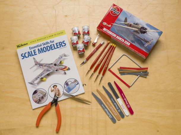 Modeler's Tool Box:  Fine Scale Modeling – Getting Started