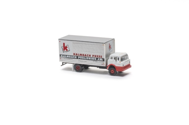 Kalmbach Press Ford C-Series Delivery Truck - N Scale