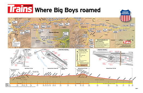 Where Big Boys Roamed Poster