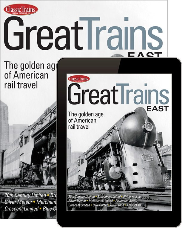 Great Trains East
