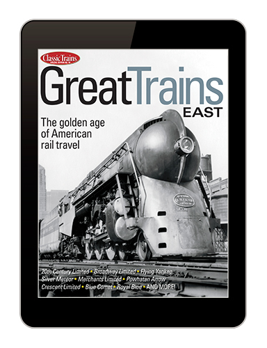 Great Trains East digital