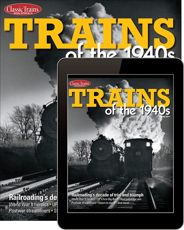 Trains of the 1940s