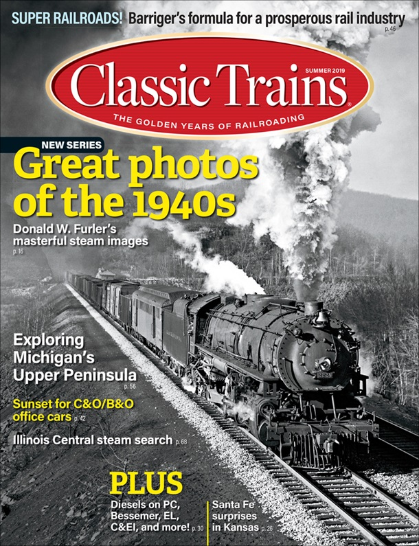 Classic Trains Summer 2019