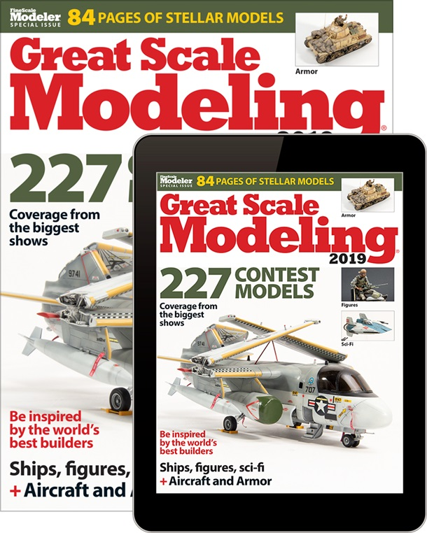 Great Scale Modeling 2019