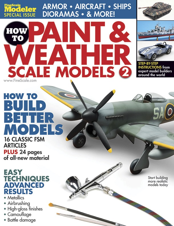 How to Paint and Weather Scale Models 2