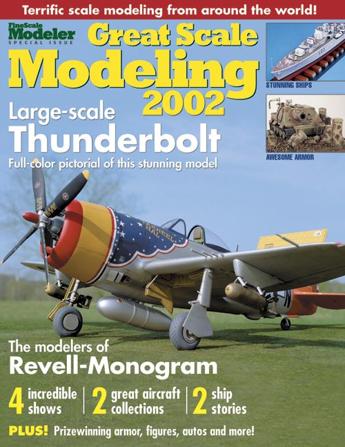 Great Scale Modeling 2002