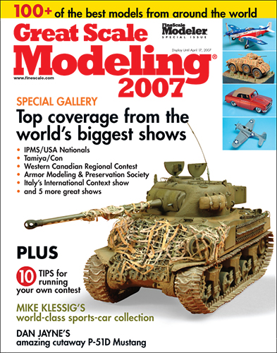 Great Scale Modeling 2007