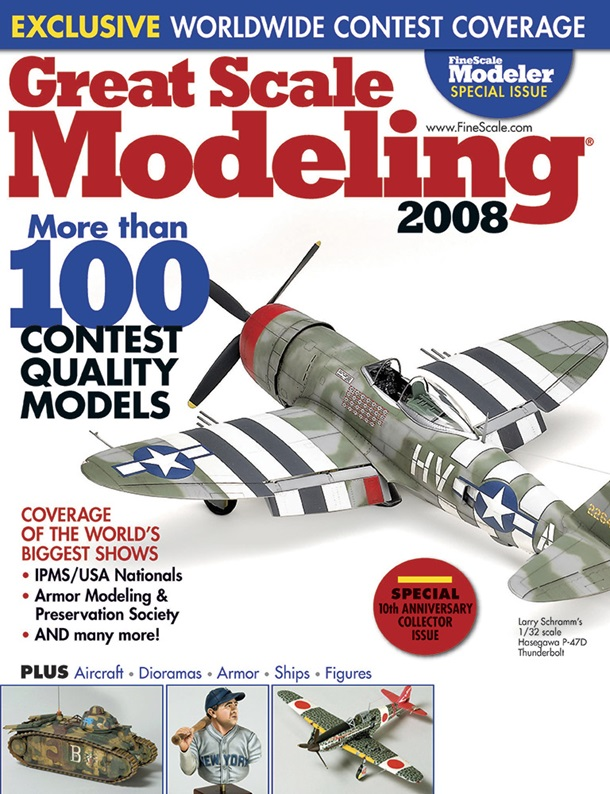 Great Scale Modeling 2008