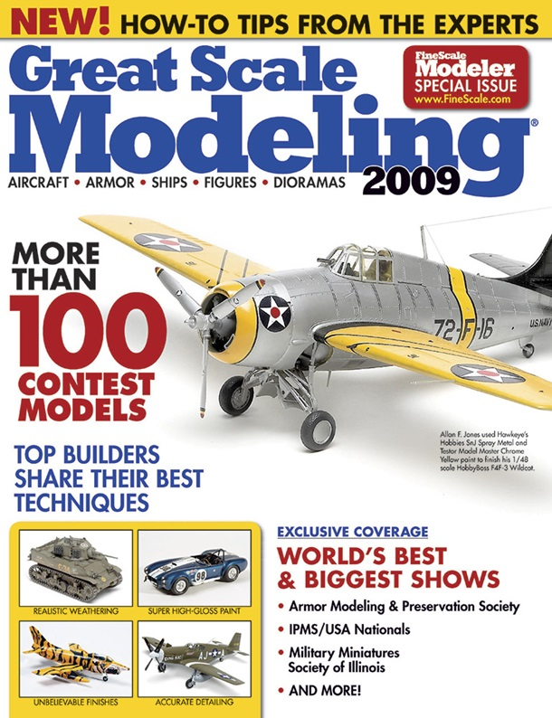 Great Scale Modeling 2009