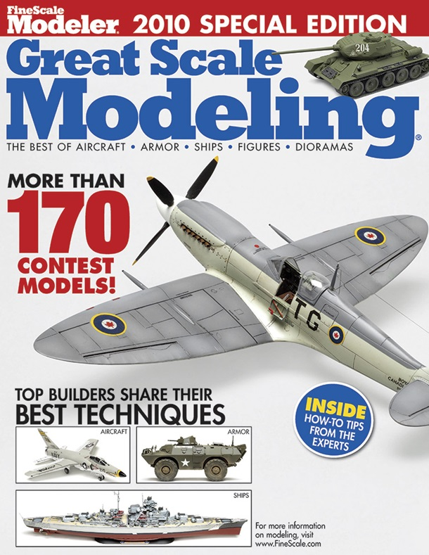 Great Scale Modeling 2010