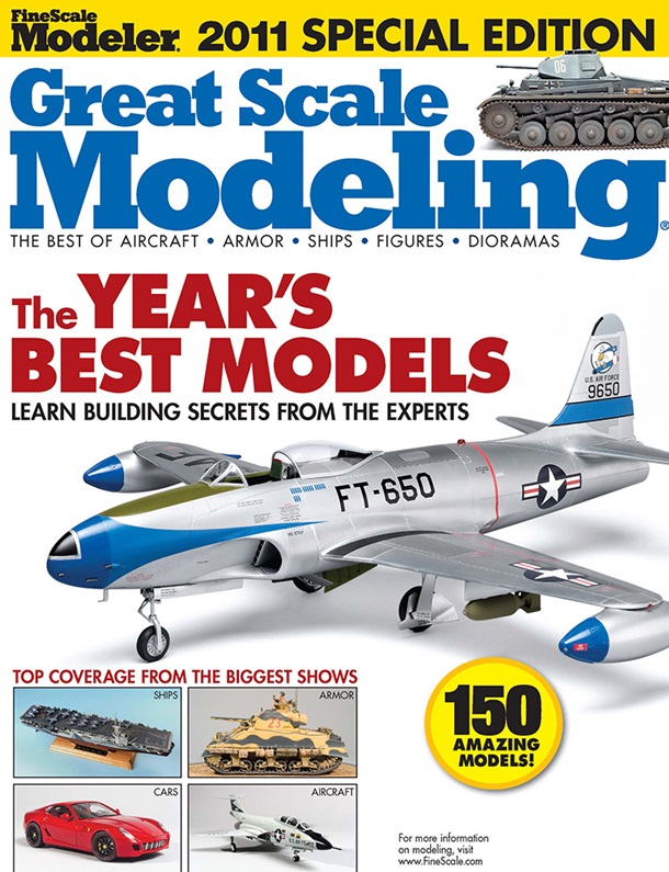 Great Scale Modeling 2011