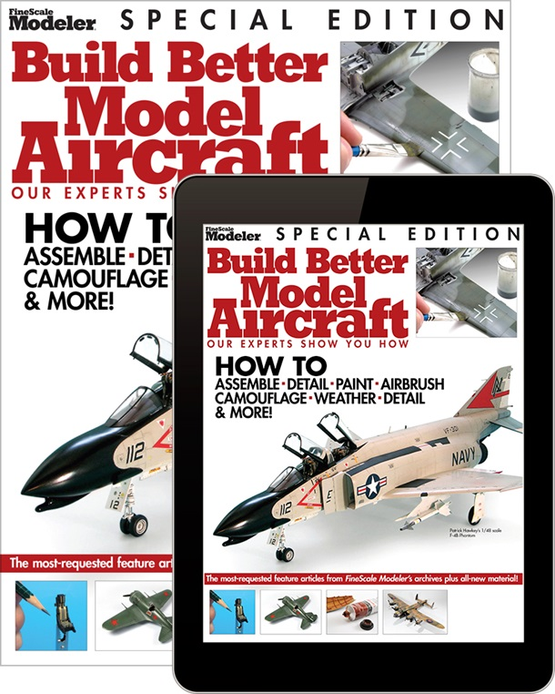 Build Better Model Aircraft