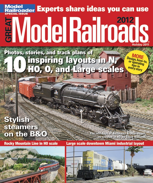 Great Model Railroads 2012