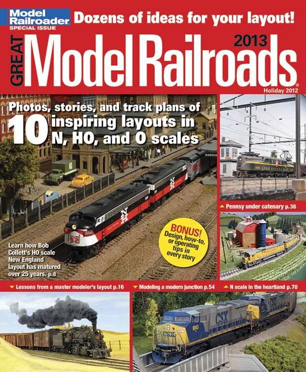 Great Model Railroads 2013