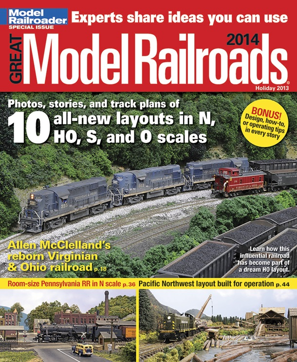 Great Model Railroads 2014