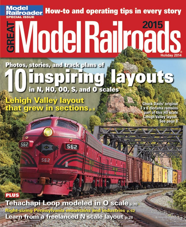 Great Model Railroads 2015