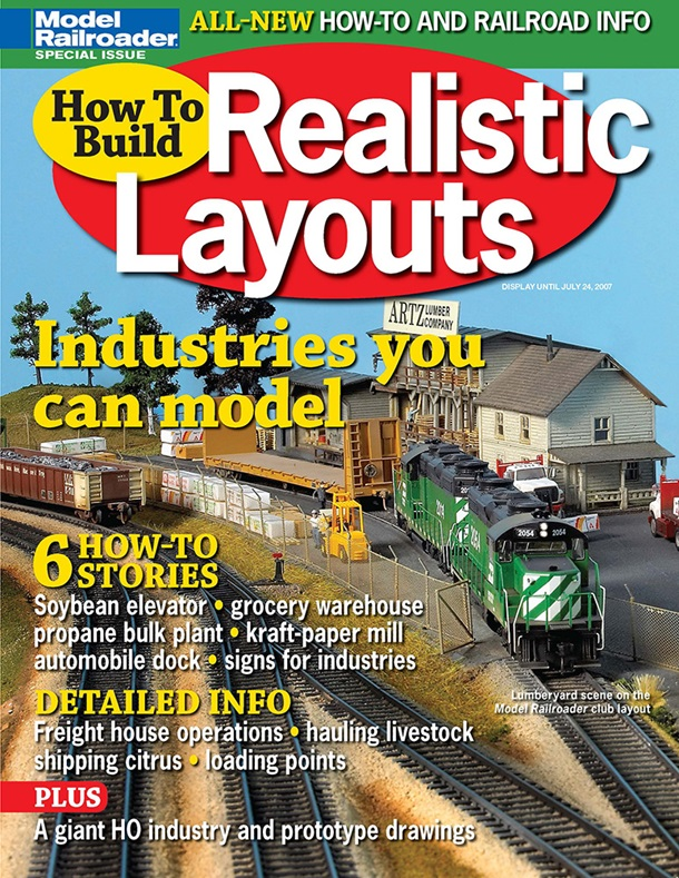 How To Build Realistic Layouts: Industries You Can Model