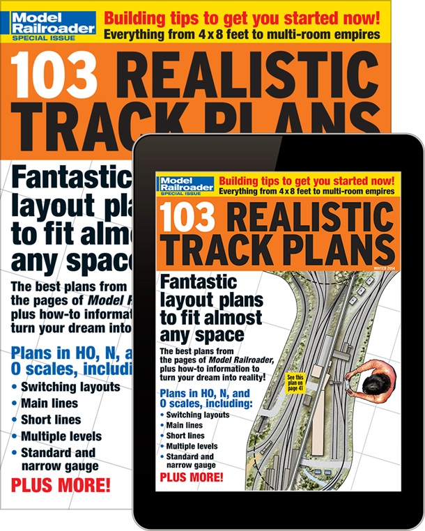 103 Realistic Track Plans