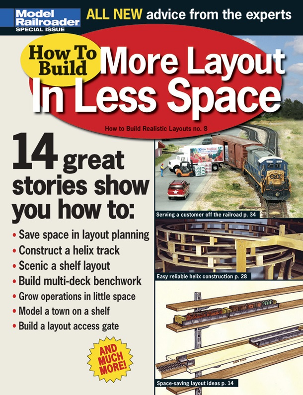 How To Build More Layout in Less Space