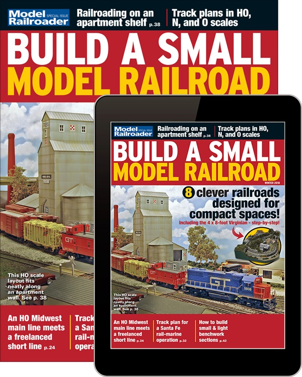 Build a Small Model Railroad