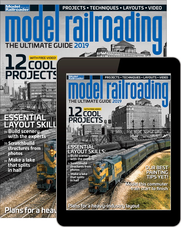 Model Railroading: The Ultimate Guide 2019