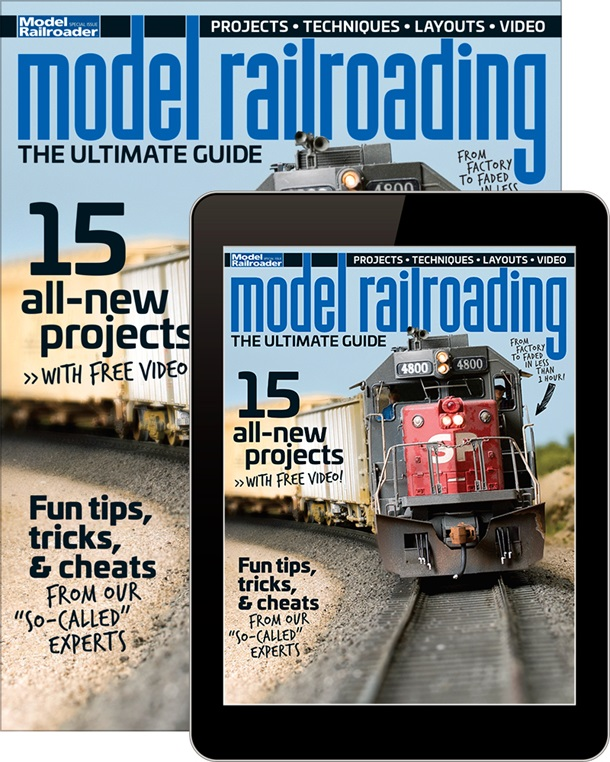 Model Railroading: The Ultimate Guide