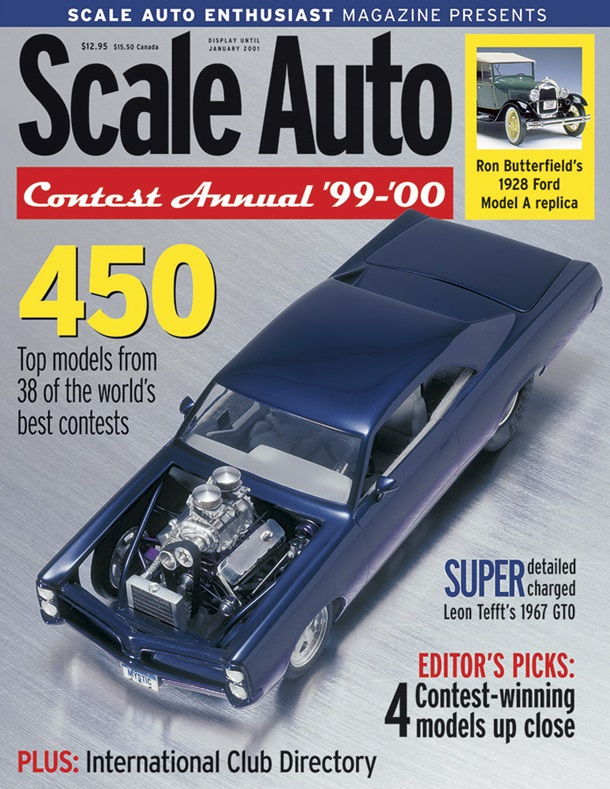 Scale Auto Contest Annual 2000