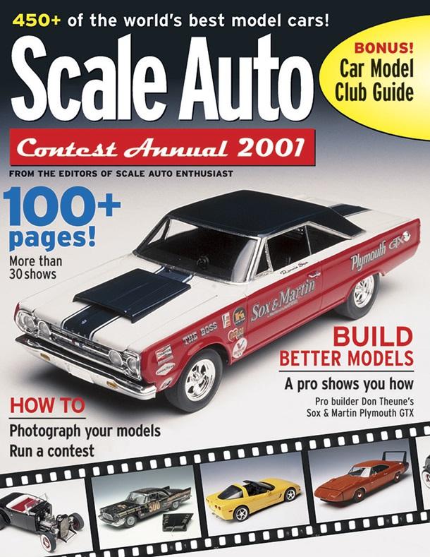 Scale Auto Contest Annual 2001