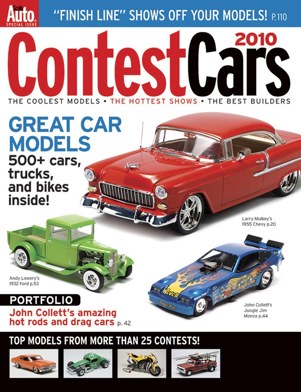 Contest Cars 2010