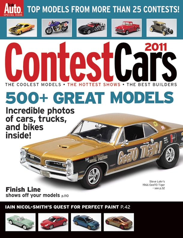 Contest Cars 2011