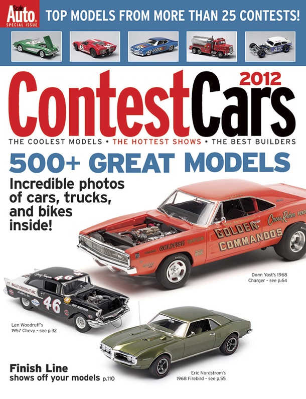 Contest Cars 2012