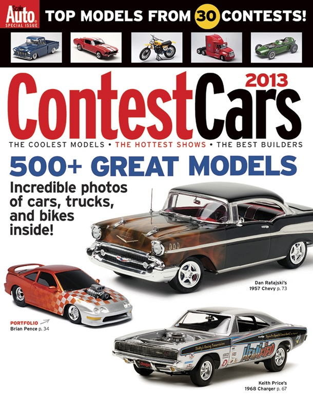 Contest Cars 2013