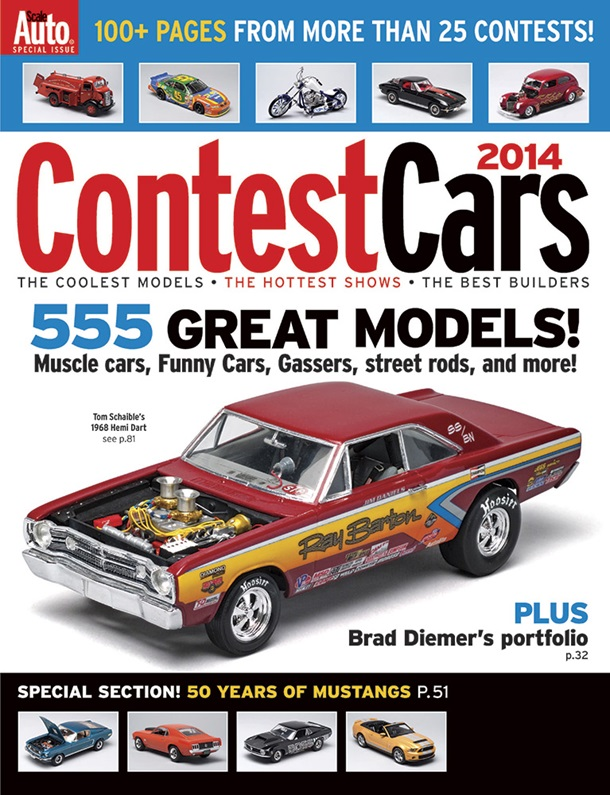 Contest Cars 2014