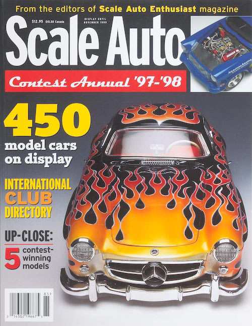 Scale Auto Contest Annual 1998